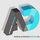 Acrossdesign logo 3d na znaczek