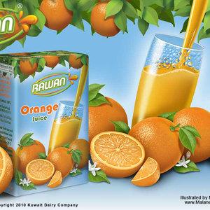 Lg pkg oranges