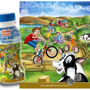 Lg milk child 1