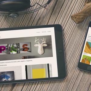 Web en ipad e iphone
