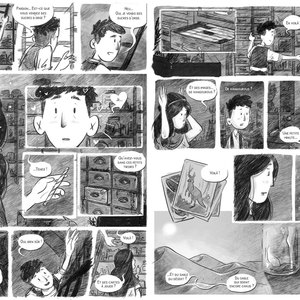Riviere storyboard