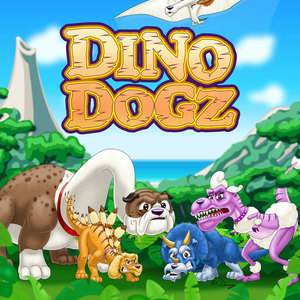 Dinodogz pbook cover