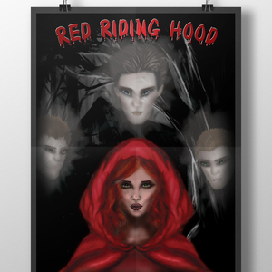 Redhood poster full 2