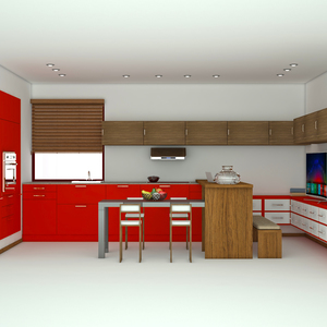 Linara kitchen hdri
