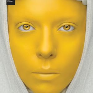 Designpark adaf poster yellow
