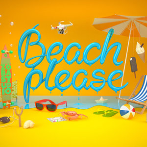 Beach please final