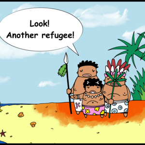 Imigrant en