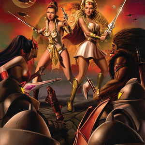 Teela and she ra madduck small